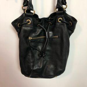 Linea Pelle Leather Handbag